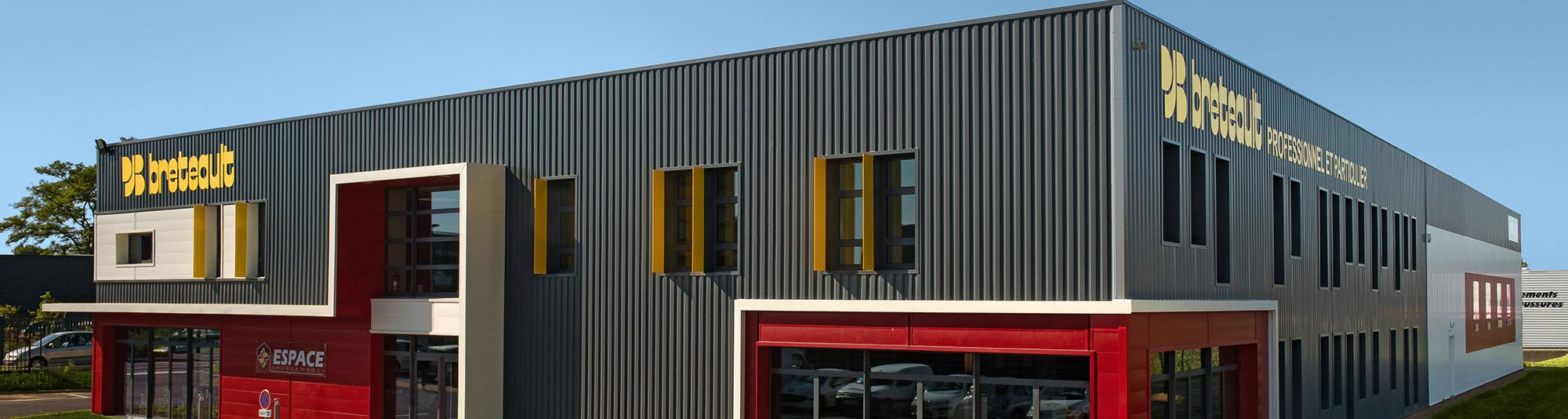 Artisan Peintre Le Mans breteault   accueil breteault > peinture bâtiment et déco